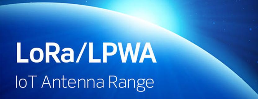 LoRa IoT Antenna Range