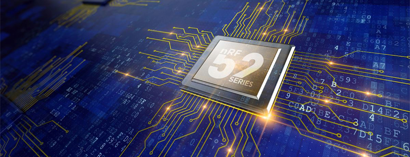 Nordic nRF52832, the most advanced Bluetooth Smart single chip on