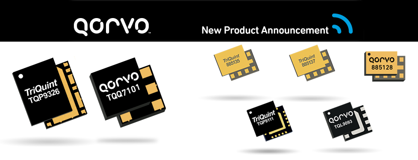 Qorvo New Product Announcements