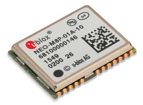 u-blox neo-m8p