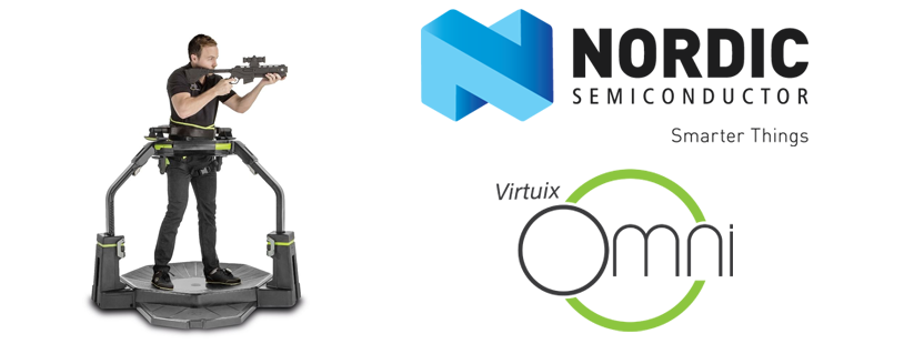 Nordic Semiconductor Virtuix Omni
