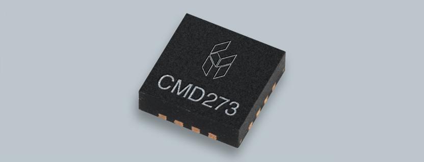 CMD273P3 RF Switch by Custom MMIC