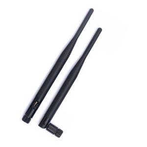 GW.71: Taoglas 2.4 / 5.2 GHz SMA Dipole Antenna - 5.0dBi Gain