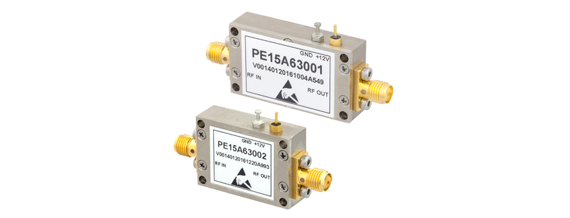 Pasternack Introduces New Line of Input-Protected Low-Noise Amplifiers