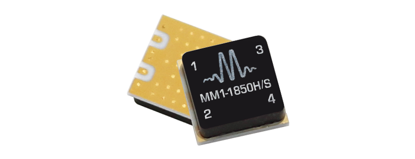 Finally! High Linearity 50 GHz Mixers in Surface Mount Packages
