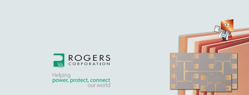Rogers Introduces High Performance Laminates