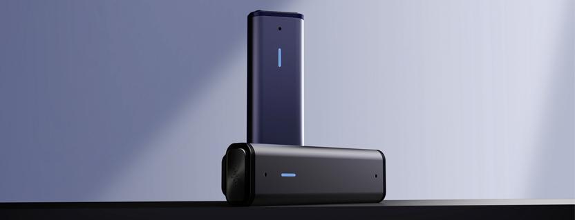 Bluetooth LE portable voice recording device