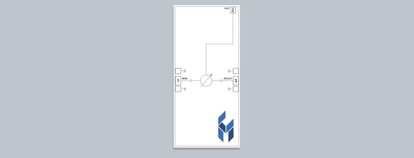 Custom-MMIC CMD297