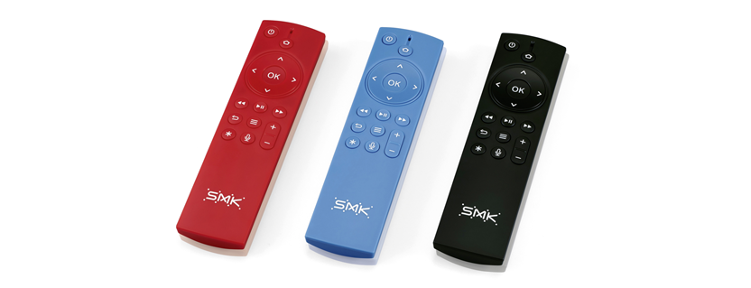 Bluetooth LE remote control delivers voice-activated solution for Android TV-based media streaming devices