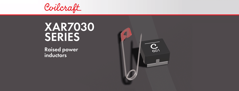 XAR7030 Series Raised Power Inductors