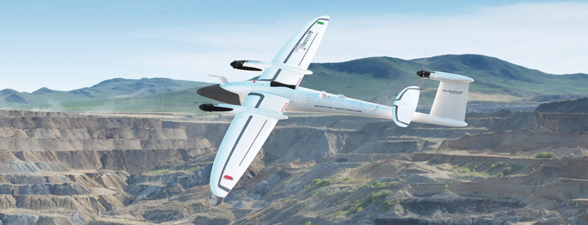 u-blox high precision positioning modules provide unmatched performance benefits to eVTOL drones