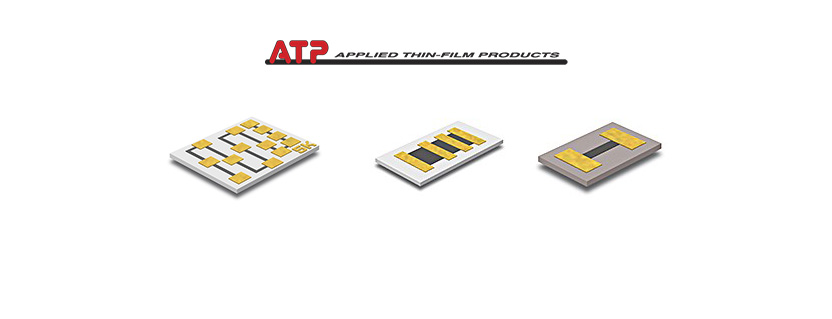 ATP Launches Thin Film Resistors and Multi Tap Networks Products