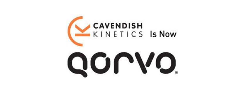 Qorvo® Acquires Cavendish Kinetics, Inc.