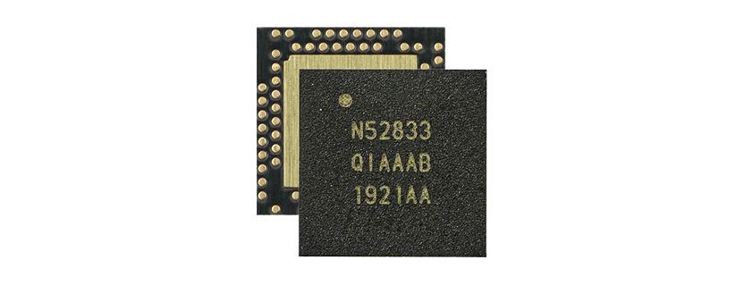 Nordic nRF52833