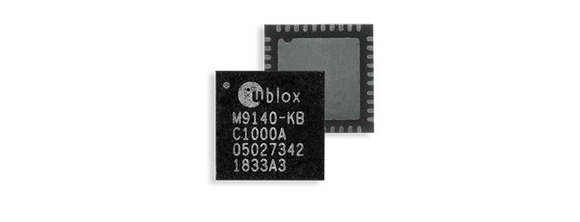 u-blox UBX-M9140