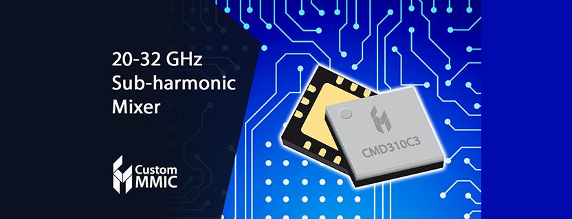 The New Sub-harmonic Mixer Product Category