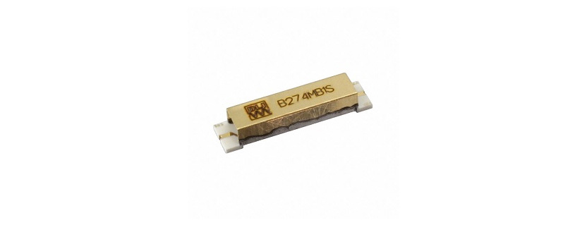 B274MB1S Band Pass Filter by Knowles