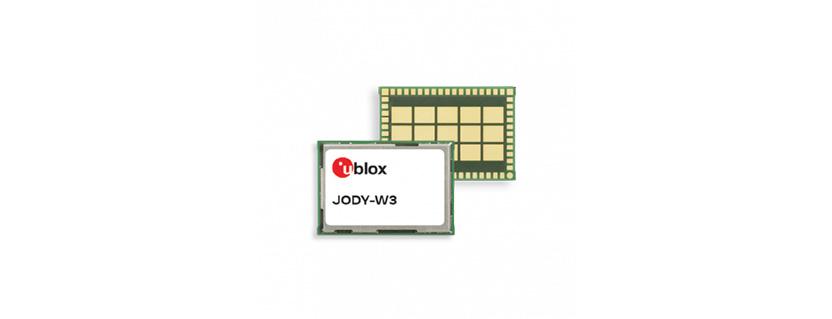 u-blox launches first Wi-Fi 6 module series in automotive grade