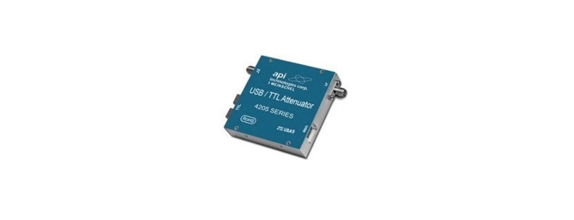 4205B-95.5 RF Variable Attenuator by API Technologies - Weinschel