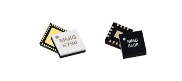 New Innovative 2-18GHz SMT IQ Mixers and 20-50GHz SMT Doublers
