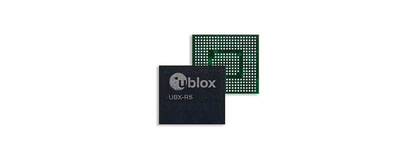 u-blox IoT chipset certified by AT&T for LTE-M