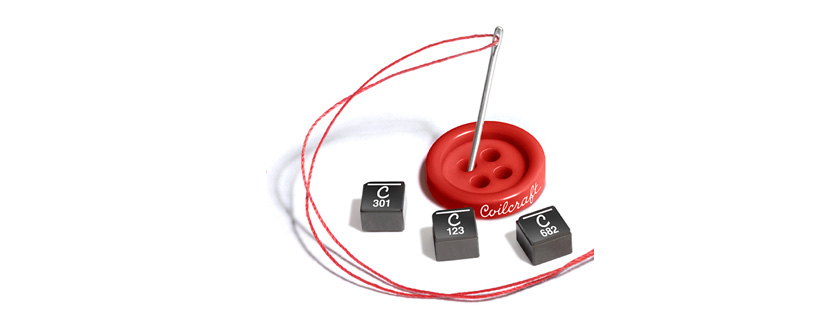 Coilcraft XGL4030 Series High-Performance Power Inductors Reduce DCR by Up To 40%