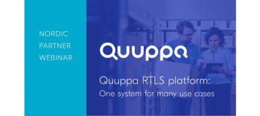 Nordic Partner Webinar: Quuppa