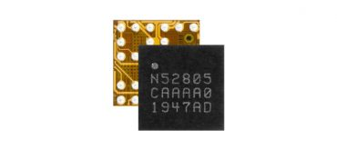 Nordic nRF52805 adds Bluetooth 5.2 SoC in WLCSP optimized for compact, two-layer PCB wireless products to proven nRF52 Series