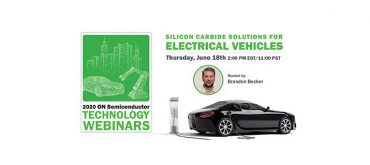 Silicon Carbide (SiC) Solutions for Electrical Vehicles