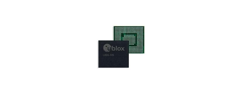 UBX-R5 Cellular IoT Module by u-blox AG