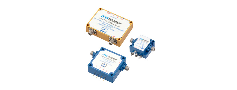 Pasternack Introduces New Line of In Stock Bi-Phase Modulators Operating in Frequency Bands from 0.5 to 40 GHz