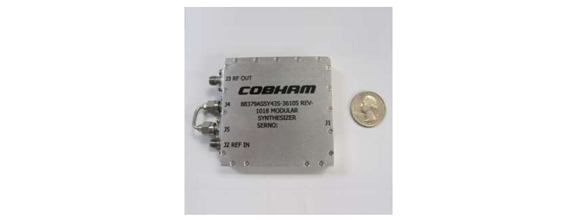 435-36105 Frequency Synthesizer by Cobham Signal & Control Solutions
