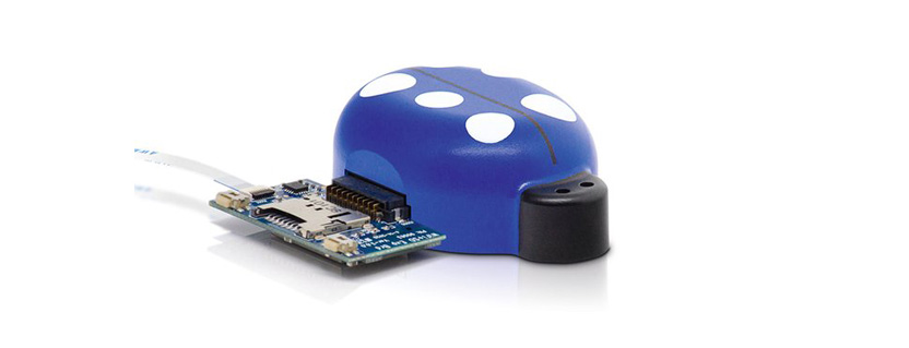 Bluetooth 5.2 module enables OEMs to wirelessly collect intelligent sensor data for IoT applications