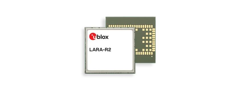 LARA-R281 Cellular Module by u-blox AG