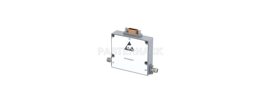 PE70A6001 RF Variable Attenuator by Pasternack Enterprises Inc