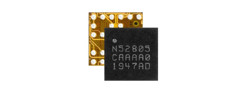 nRF52805 Wireless SoC by Nordic Semiconductor