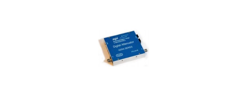 4205A-95.5 RF Variable Attenuator by API Technologies - Weinschel