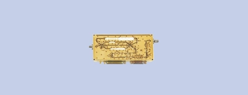 ACM2218 Integrated Microwave Assemblie by KRATOS General Microwave