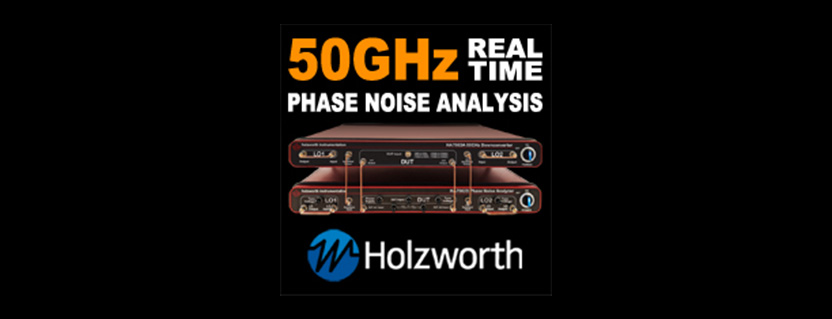 Holzworth Real Time Phase Noise Analyzer: HA7063A
