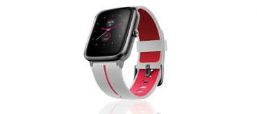 Bluetooth Low Energy smartwatch delivers detailed health and fitness monitoring