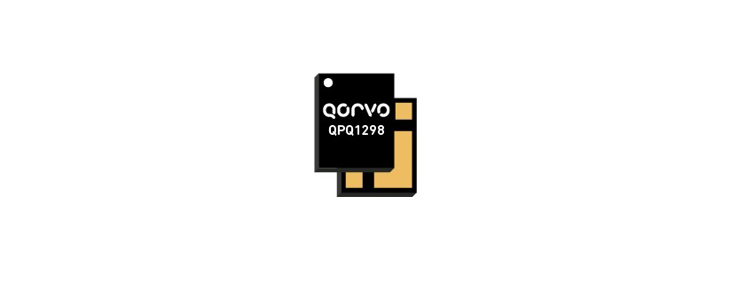 QPQ1298 Band Pass Filter by Qorvo