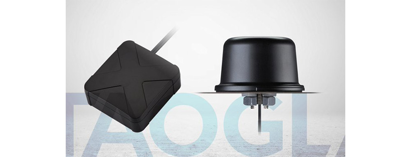 Taoglas unveils new compact active multiband GNSS antennas for use in autonomous vehicles, robotics and precision agriculture markets requiring high-accuracy positioning and timing