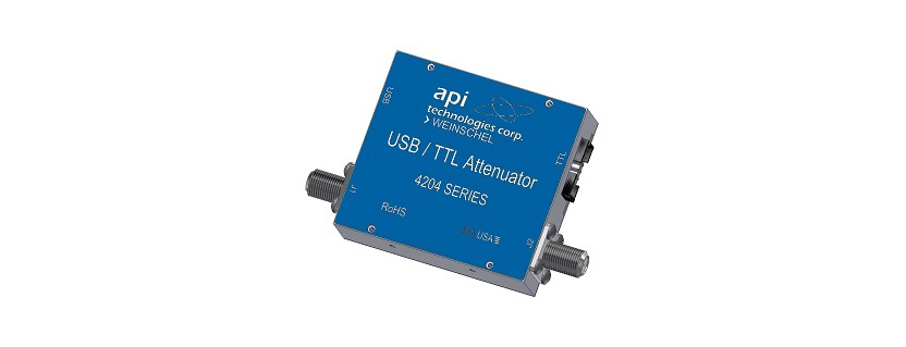 4204-95.5 RF Variable Attenuator by API Technologies