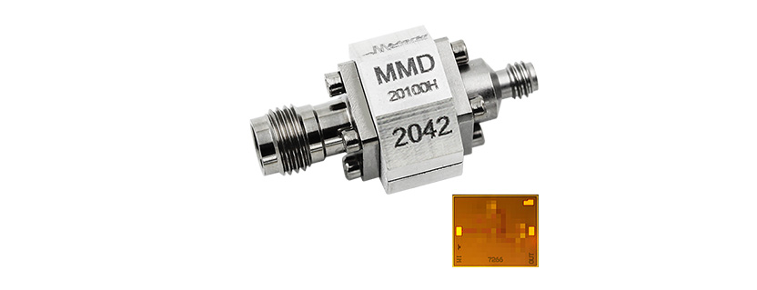 New Passive Multipliers to 125GHz Simplify mmWave Design & Test