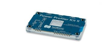 Enhanced Power Profiler Kit supports average and dynamic power measurements of all Nordic Development Kits and custom designs