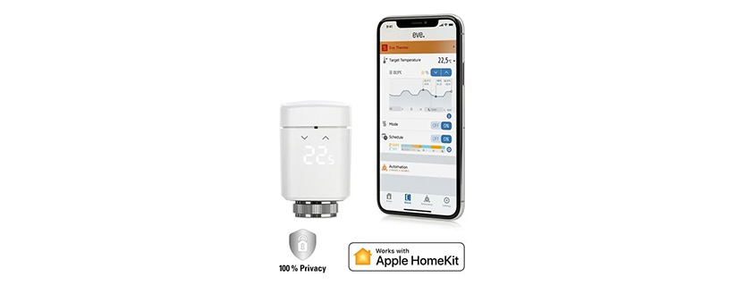Nordic's multiprotocol nRF52840 enables Eve to launch the first smart home products to take advantage of Apple's new HomeKit over Thread functionality