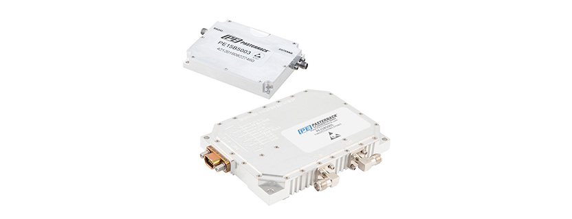 Pasternack Unveils New Line of Bi-Directional Amplifiers