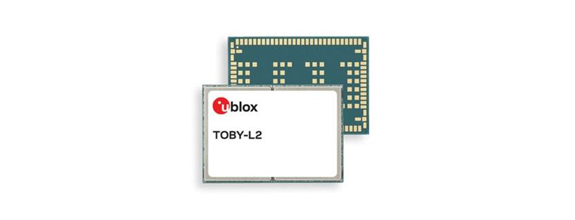 TOBY-L200 Cellular Module by u-blox AG via everything RF