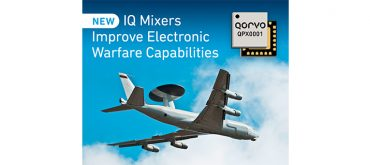 Qorvo® Introduces New Compact I/Q GaAs Mixer Product Family Designed for Wideband and High Frequency Applications