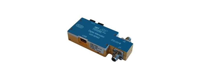 4209-18-63 RF Variable Attenuator by API Technologies - Weinschel
